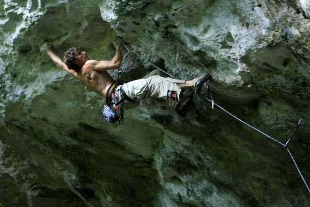 International Rock Climbing Festival in Guamka (Krasnodar Region)