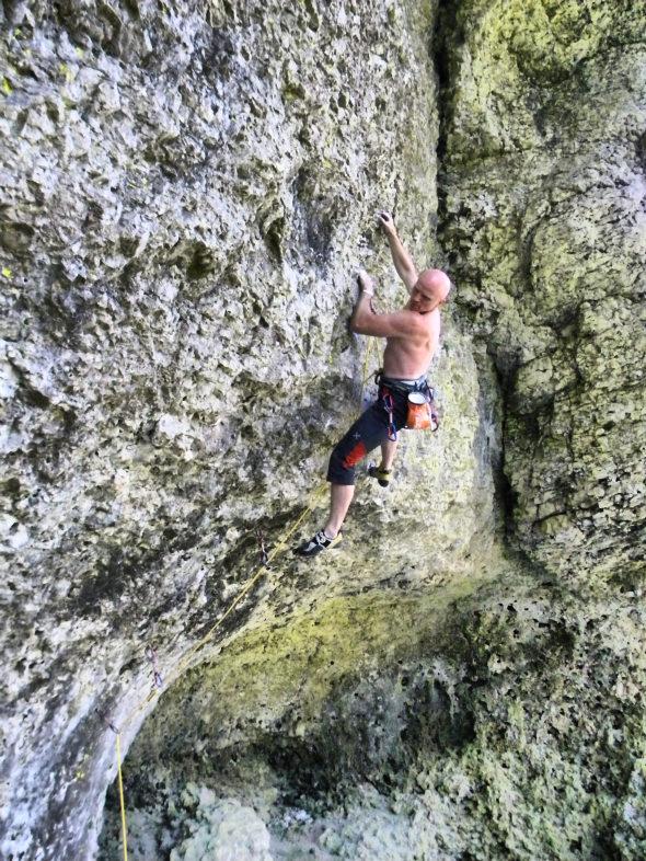 frankenjura klettern