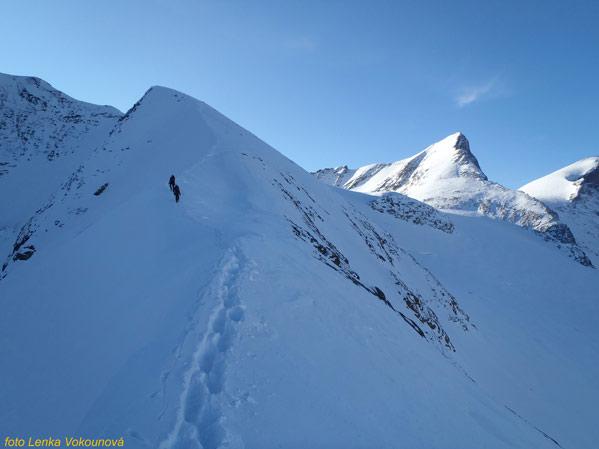 Grosses Wiesbachhorn 3564 m.n.m