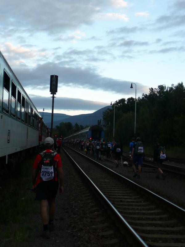 Vlak na B7
