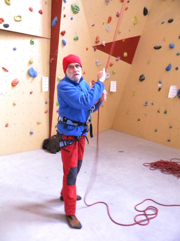 lezecká stěna ústí nad labem