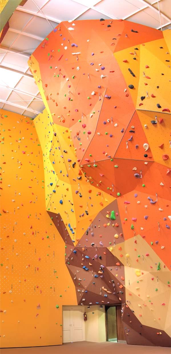lezecká stěna jirkov